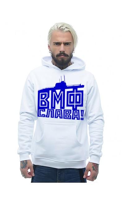 Мужская толстовка ВМФ Слава!